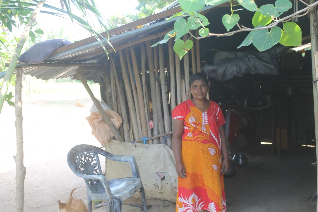 கிளிநொச்சி மாவட்டத்தில் 11 ஆயிரம் குடும்பங்களுக்கு வீடு இல்லை...