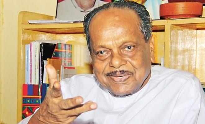 காணாமலாக்கப்பட்ட உறவுகளின் போராட்டத்தை கண்டுகொள்ளாத அரசு: ஆனந்தசங்கரி