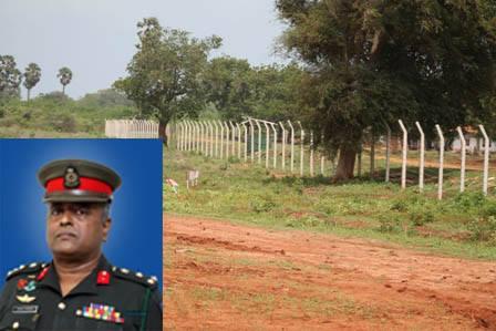 வடகிழக்கில் 522 ஏக்கர் இராணுவ கட்டுப்பாட்டிலிருந்து விடுவிக்கப்படும்..