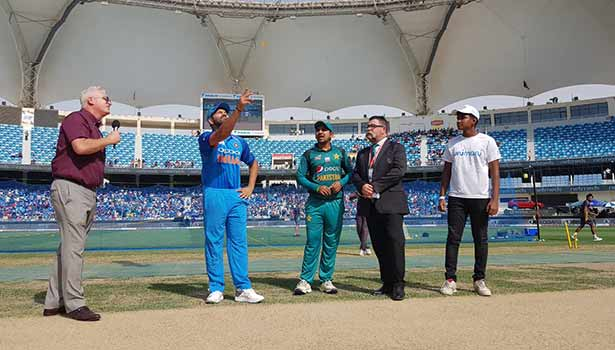 ஆசிய கோப்பை கிரிக்கெட் இந்தியா - பாகிஸ்தான் துடுப்பாட்டம்
