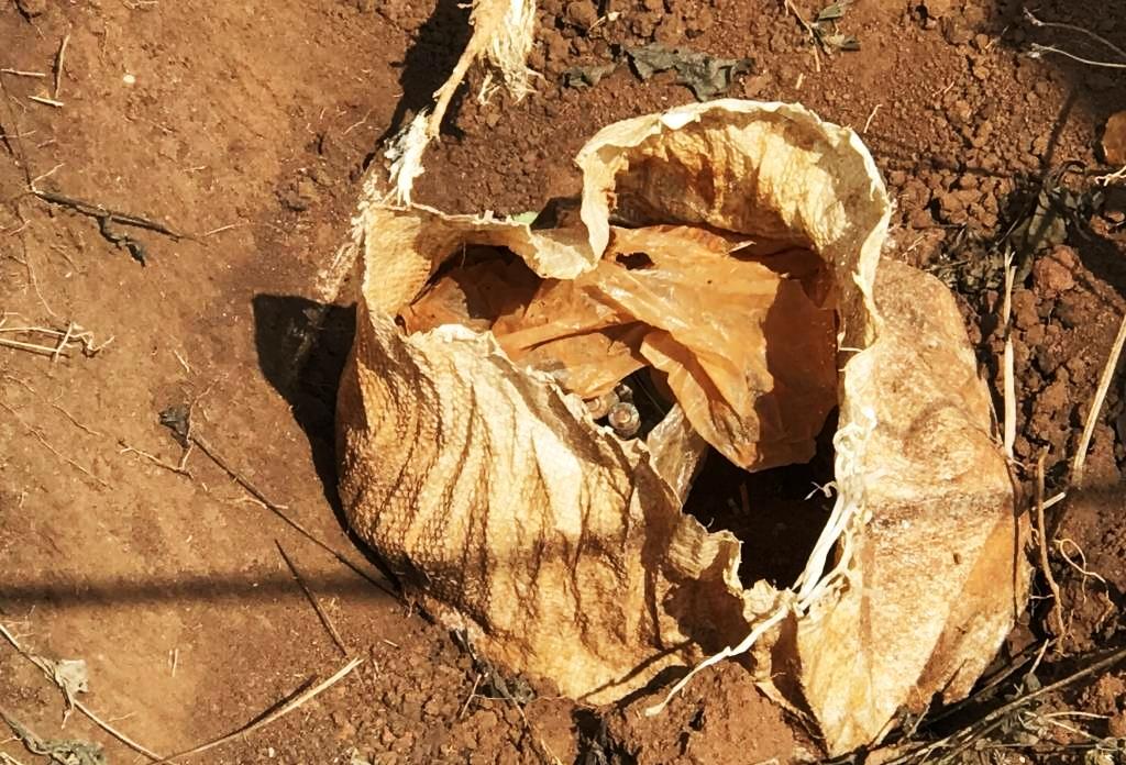 வவுனியா- மடுக்குளம் பகுதியில் பெருமளவு வெடி பொருட்கள் மீட்பு..