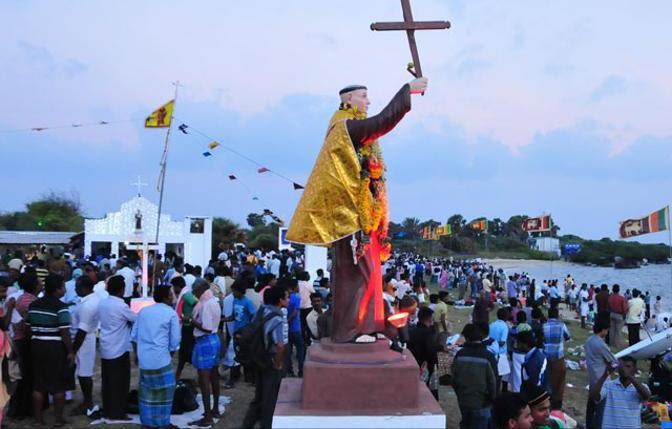 எதிர்வரும் 16ஆம் திகதி கச்சதீவு அந்தோனியார் திருவிழா – ஏற்பாடுகள் அனைத்தும் பூர்த்தி!