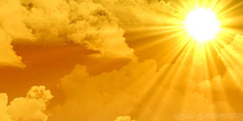 இலங்கை மக்களுக்கு எச்சாிக்கை..! 5ம் திகதி தொடக்கம் 15ம் திகதிவரை சூாிய கதிவீச்சு நேரடியாக தாக்குமாம்.