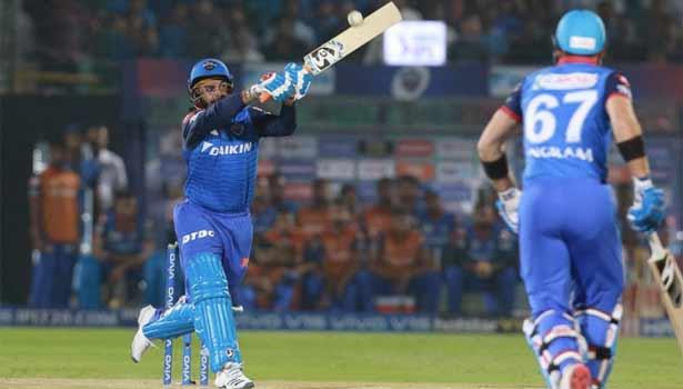 ஐபிஎல் போட்டி: ராஜஸ்தான் அணிக்கு எதிரான போட்டியில் டெல்லி கேப்பிட்டல்ஸ் அபார வெற்றி