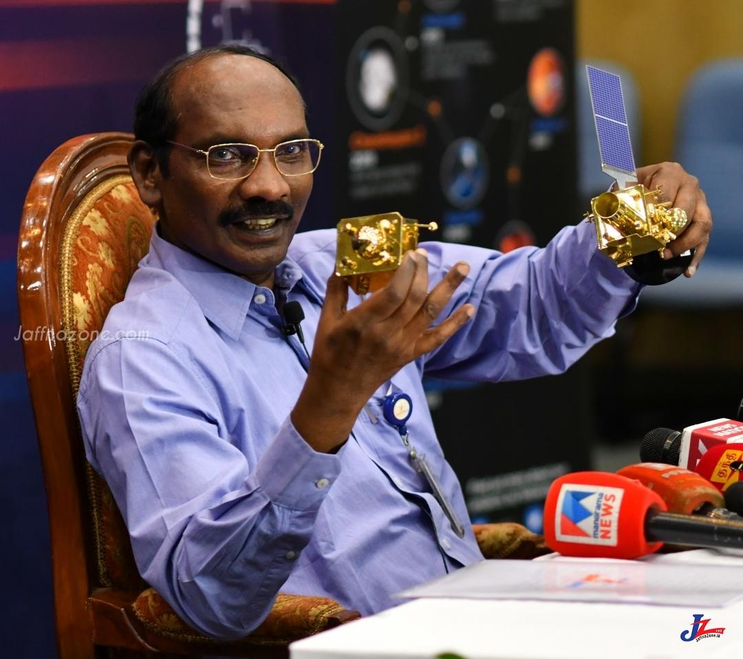 14 நாட்களுக்குள் லேண்டருடன் தொடர்பை ஏற்படுத்த முயற்சிப்போம்: சிவன்