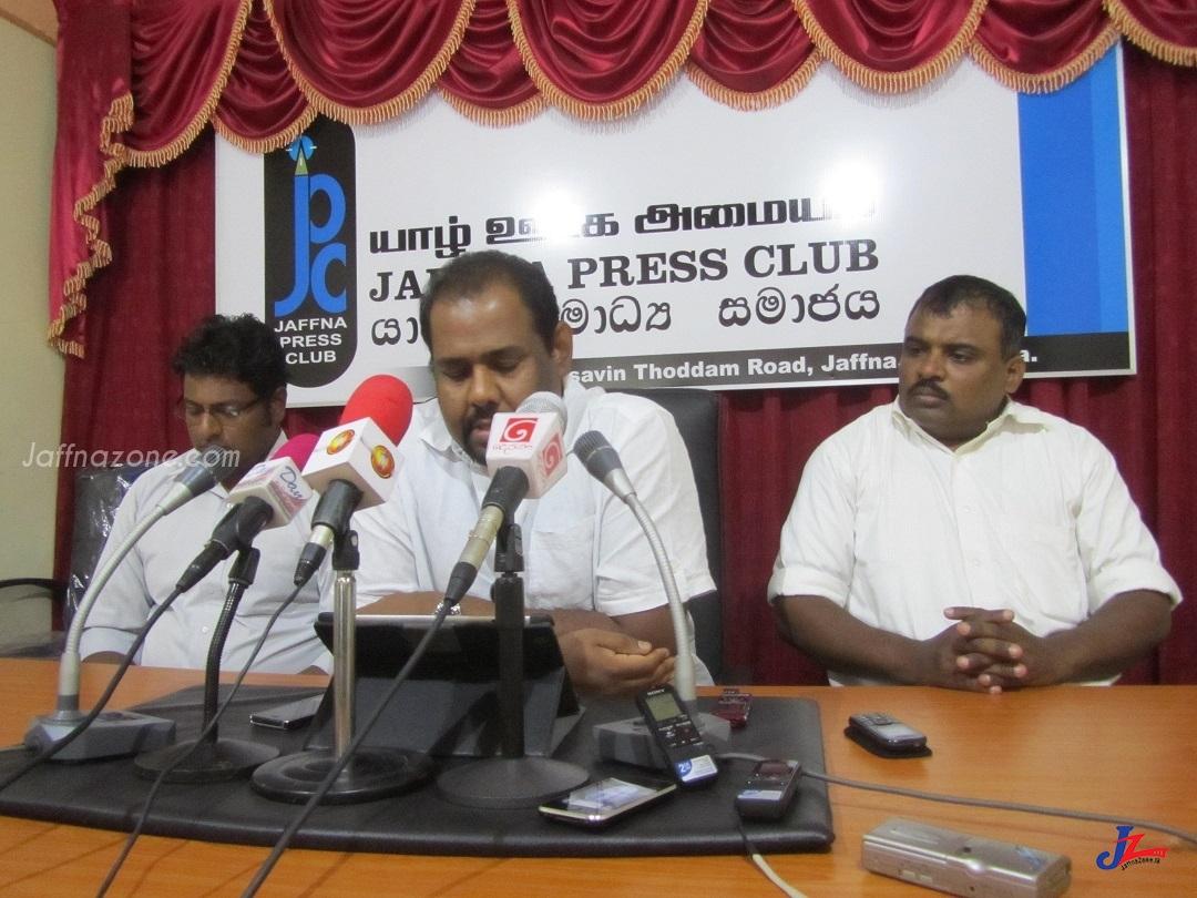 தமிழ் தேசிய மக்கள் முன்னணியும் போராட்டத்திற்கு ஆதரவு?
