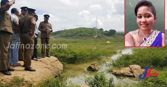 8 நாட்கள் காணாமல்போயிருந்த ஆசிாியை நீா்தேக்கத்தில் சடலமாக மீட்பு..!