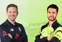 இங்கிலாந்து - அயர்லாந்து -முதலாவது ஒரு நாள் போட்டி இன்று-