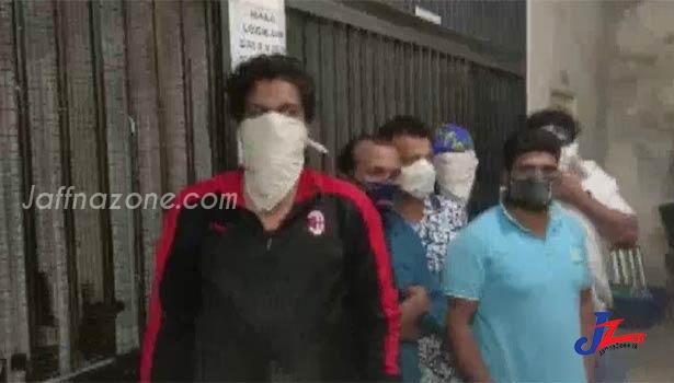 ஐபிஎல் போட்டிகள் மீது சூதாட்டம்!! -9 பேர் அதிரடி கைது-